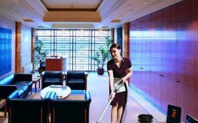 Otel Temizliği