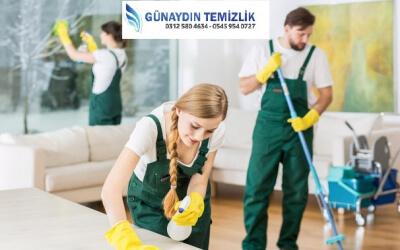 Ankara Buharlı Temizlik Firmaları