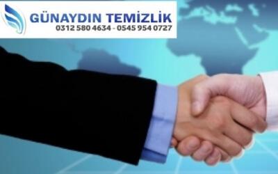 Ankara da En İyi Temizlik Şirketi