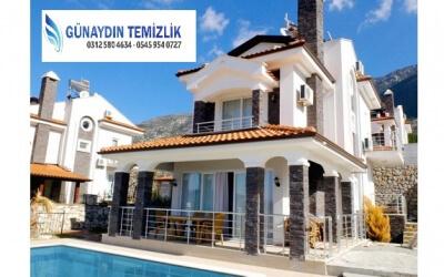 Ankara da  Kaliteli ve Güvenilir Temizlik Şirketleri