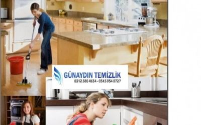 Ankara Dikmen Temizlik Firmaları