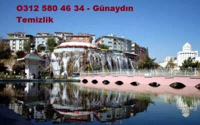 Ankara Keçiören Temizlik – 0312 580 46 34