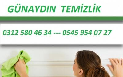 Ankara Öğrenci Evlerine Ucuz Temizlik
