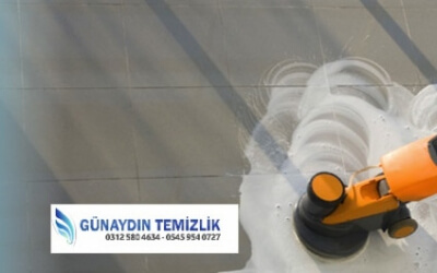 Ankara Temizlik – 0312 580 46 34