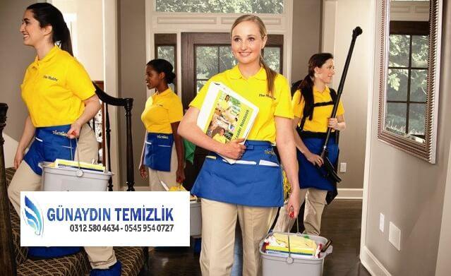 Ankara Temizlik Firması – Bahar Temizliği