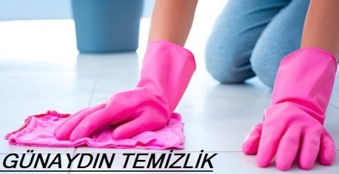 ANKARA TEMİZLİK HİZMETLERİ / Günaydın Temizlik