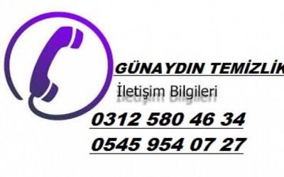 Ankara Temizlik Şirketleri / 0312 580 46 34