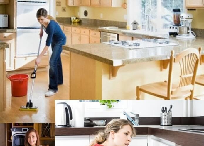 Batıkent Temizlik Firmaları / Acil Ev Temizliği Ankara