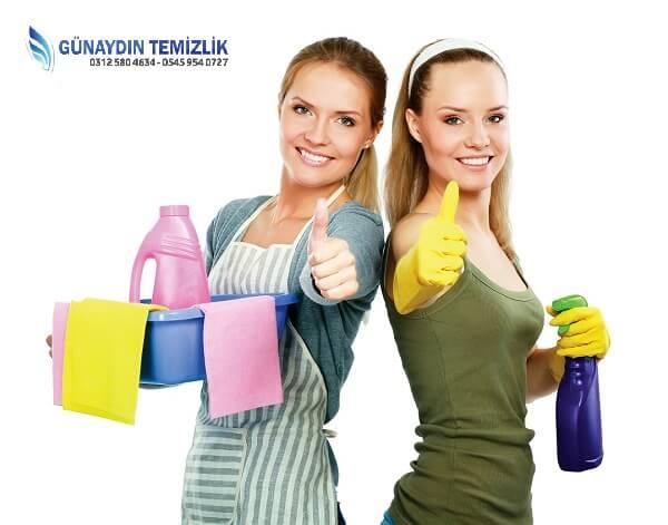 Güvenilir ve Ekonomik Ankara Temizlik