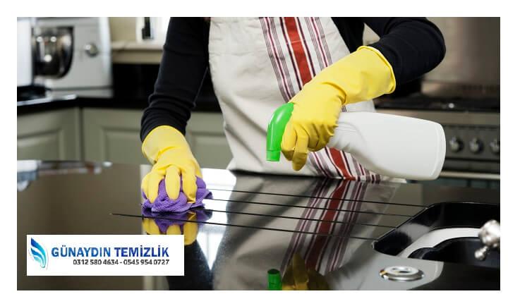 Ankara da Profesyonel Temizlik Firmaları