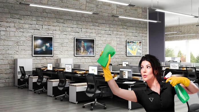 ankara ofis temizliği